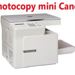 Giá máy photocopy mini Canon D320