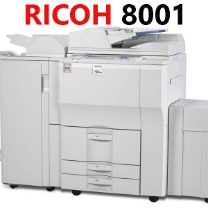 Máy photocopy Ricoh Aficio MP 8001
