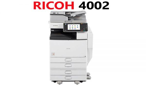Thông số kỹ thuật máy photocopy Ricoh MP 4002